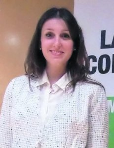 Raquel García González, de P&L Global.