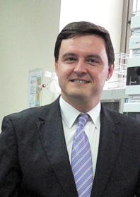 Franciso Moris, Doctor en Química Orgánica por la Universidad de Oviedo y cofundador y Director Gerente de EntreChem SL.