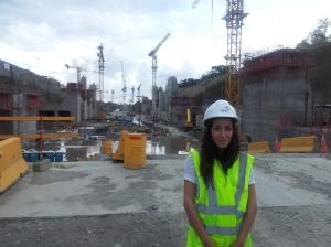 Noelia. Panama 2012. Luman