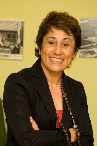 Carmen Moreno, Gerente de la Unión de Comerciantes Autónomos de Gijón y Carreño