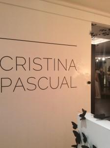 Cristina Pascual, diseñadora