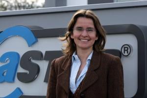 Maria Rivas Ardisana, representante de ISASTUR