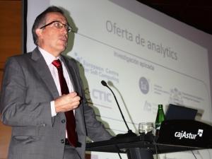 Antonio Alvarez Pinilla, Director del Departamento de Análisis e Innovación de Liberbank.