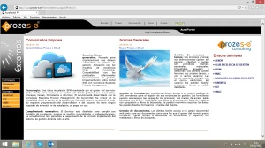 Portal Web Prozes-e Cloud