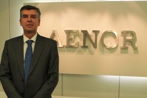 Gerardo Malvido, Gerente de I+D+i de AENOR