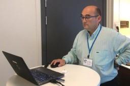 Javier Cristobo, responsable del WP2_Biodiversity y director del Centro Oceanográfico de Gijón