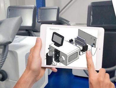 Esquema de fabricación 4.0 en las instalaciones de Termosalud