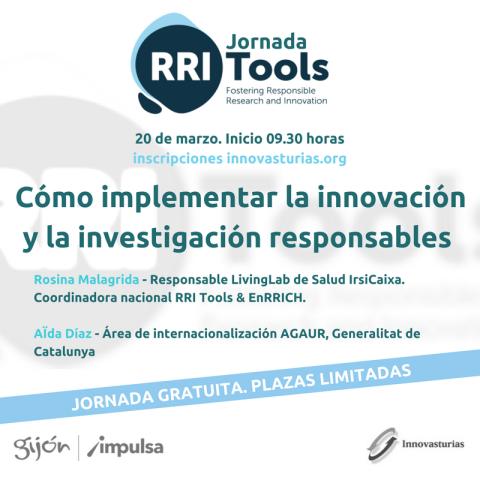 Cómo implementar la innovación y la inversión responsables