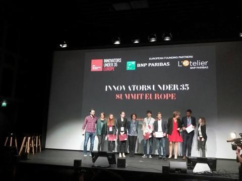 Premiados Under 35 del 2017